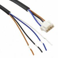 Panasonic Industrial Automation Sales - CN-14A-C5 - CONNECTOR ATTACHED CABLE 5M