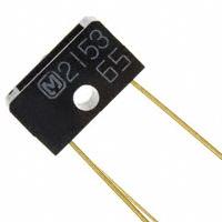 Panasonic Electronic Components - CNZ2153 - SENSR OPTO TRANS 3MM REFL TH PCB