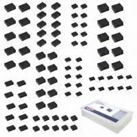 Panasonic Electronic Components - ECQUA-KIT - CAP KIT FILM 0.1UF-2.2UF 90PCS