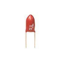 Panasonic Electronic Components - ECS-F1EE336 - CAP TANT 33UF 25V 20% RADIAL