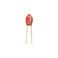 Panasonic Electronic Components - ECS-F1HE335K - CAP TANT 3.3UF 50V 20% RADIAL