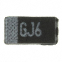 Panasonic Electronic Components - ECS-T0GP225R - CAP TANT 2.2UF 4V 20% 1206