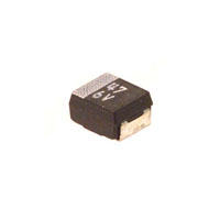 Panasonic Electronic Components - ECS-T0JX476R - CAP TANT 47UF 6.3V 20% 1411