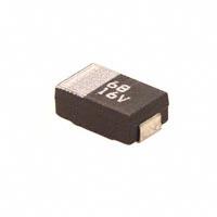 Panasonic Electronic Components - ECS-T1CD686R - CAP TANT 68UF 16V 20% 2917