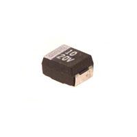 Panasonic Electronic Components - ECS-T1DX106R - CAP TANT 10UF 20V 20% 1411