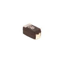Panasonic Electronic Components - ECS-T1EY105R - CAP TANT 1UF 25V 20% 1206