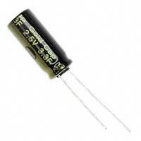 Panasonic Electronic Components - EEC-HZ0E335 - CAP 3.3F -20% +40% 2.5V T/H