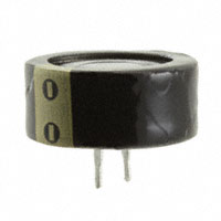 Panasonic Electronic Components - EEC-RF0H105N - CAP 1F 5.5V T/H