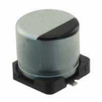 Panasonic Electronic Components - EEE-FT1V101AP - CAP ALUM 100UF 20% 35V SMD
