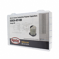 Panasonic Electronic Components - EEHZA-KIT - CAP KIT ALUM POLY 10-330UF 100PC