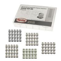 Panasonic Electronic Components - EEHZC-KIT - CAP KIT ALUM POLY 10-330UF 95PCS