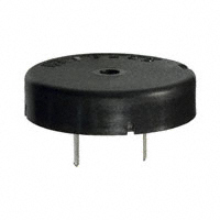 Panasonic Electronic Components - EFB-RD24C411 - AUDIO PIEZO TRANSDUCER 30V TH