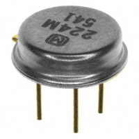 Panasonic Electronic Components - EFO-H224MS03 - SAW RES 224.5000MHZ T/H