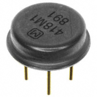 Panasonic Electronic Components - EFO-H418MS12 - SAW RES 418.0000MHZ T/H