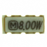 Panasonic Electronic Components - EFO-PS8004E5 - CER RES 8.0000MHZ SMD