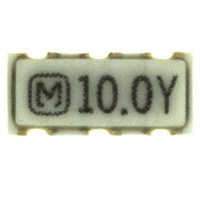Panasonic Electronic Components - EFO-SS1005E5 - CER RES 10.0000MHZ 21PF SMD