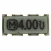 Panasonic Electronic Components - EFO-SS4004E5 - CER RES 4.0000MHZ 21PF SMD