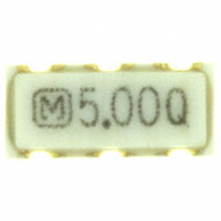 Panasonic Electronic Components - EFO-SS5004E5 - CER RES 5.0000MHZ 21PF SMD