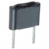 Panasonic Electronic Components - EXC-ELDR25C - FERRITE BEAD 80 OHM RADIAL 1LN