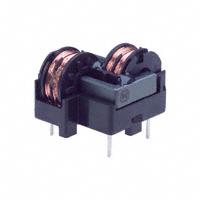 Panasonic Electronic Components - ELF-21C006A - COMMON MODE CHOKE 600MA 2LN TH