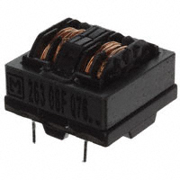 Panasonic Electronic Components - ELF-25C008F - COMMON MODE CHOKE 800MA 2LN TH
