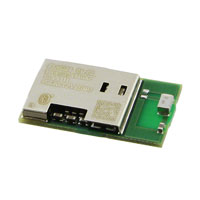 Panasonic Electronic Components - ENW-89841A3KF - RF TXRX MOD BLUETOOTH CHIP ANT
