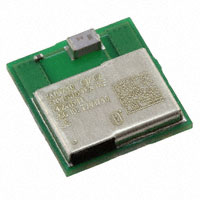 Panasonic Electronic Components - ENW-89846A1KF - RF TXRX MOD BLUETOOTH CHIP ANT