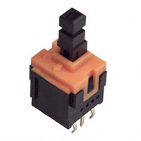Panasonic Electronic Components - ESB-30A105 - SWITCH PUSH DPDT 0.2A 14V