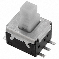Panasonic Electronic Components - ESB-33535A - SWITCH PUSH DPDT 0.2A 14V