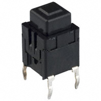 Panasonic Electronic Components - ESE-20C341 - SWITCH PUSH SPST-NO 0.1A 14V