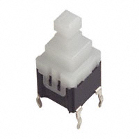 Panasonic Electronic Components - ESE-20C421 - SWITCH PUSH SPST-NO 0.1A 14V
