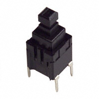 Panasonic Electronic Components - ESE-20C443 - SWITCH PUSH SPST-NO 0.1A 14V