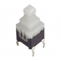 Panasonic Electronic Components - ESE-20D421 - SWITCH PUSH SPST-NO 0.1A 14V
