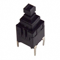 Panasonic Electronic Components - ESE-20D443 - SWITCH PUSH SPST-NO 0.1A 14V