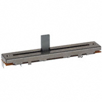 Panasonic Electronic Components - EVA-NADR15D14 - POT SLIDE 10K OHM .1W 60MM