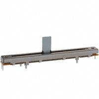 Panasonic Electronic Components - EVA-NE4R15Y14 - POT SLIDE 10K OHM .1W 60MM
