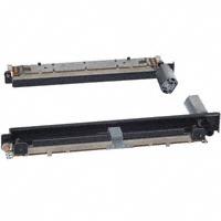 Panasonic Electronic Components - EVB-NC2P088BL - POT SLIDE 10K OHM .2W 100MM