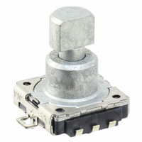 Panasonic Electronic Components - EVE-SBBFE516B - ENCODER ROTARY 11MM VERT 16PPR