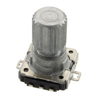 Panasonic Electronic Components - EVE-UBCAH508B - ENCODER 11MM 4.0N 8PULSE SMD