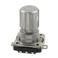 Panasonic Electronic Components - EVE-UBCAH516B - ENCODER 11MM 4.0N 16PULSE SMD