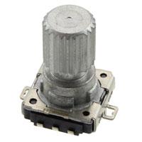Panasonic Electronic Components - EVE-UPCAH508B - ENCODER 11MM 6.0N 8PULSE SMD
