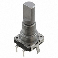 Panasonic Electronic Components - EVE-WRHJR012B - ENCODER ROTARY 11MM VERT 12PPR