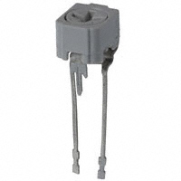 Panasonic Electronic Components - EVM-EASA00B12 - TRIMMER 100 OHM 0.3W TH