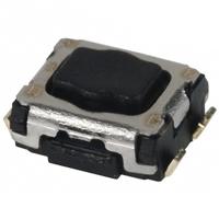 Panasonic Electronic Components - EVP-AA002K - SWITCH TACTILE SPST-NO 0.02A 15V