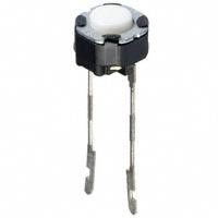 Panasonic Electronic Components - EVQ-11U04M - SWITCH TACTILE SPST-NO 0.02A 15V