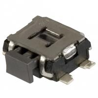 Panasonic Electronic Components - EVQ-P7D01P - SWITCH TACTILE SPST-NO 0.05A 12V