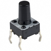 Panasonic Electronic Components - EVQ-PAC09K - SWITCH TACTILE SPST-NO 0.02A 15V