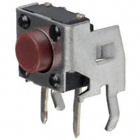 Panasonic Electronic Components - EVQ-PF204R - SWITCH TACTILE SPST-NO 0.02A 15V