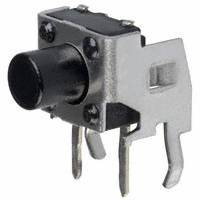 Panasonic Electronic Components - EVQ-PF106K - SWITCH TACTILE SPST-NO 0.02A 15V