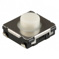 Panasonic Electronic Components - EVQ-Q2Y03W - SWITCH TACTILE SPST-NO 0.02A 15V